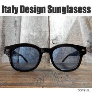 サングラス 黒縁メガネ 伊達めがね Italy Design イタリーデザイン サムクロ ジャックス 5037-BL|coolbikers