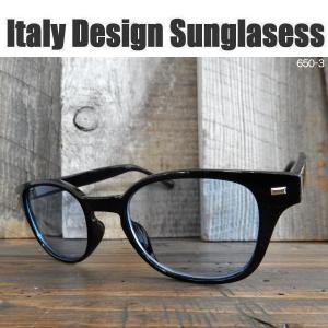 サングラス 黒縁メガネ 伊達めがね Italy Design イタリーデザイン サムクロ ジャックス 650-3|coolbikers