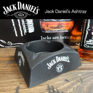 ジャック・ダニエル Jack Daniel's 灰皿 アシュトレイ Ashtray|coolbikers