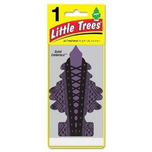 リトルツリー LittleTree エアフレッシュナー Black Ice フレグランス 芳香剤 ボールド・エンブレイス|coolbikers