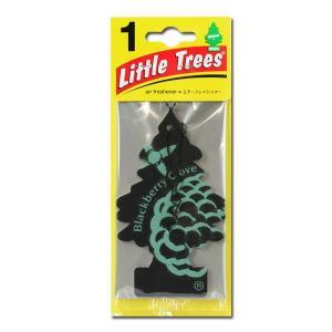 リトルツリー LittleTree エアフレッシュナー Blackberry ブラックベリークローブ フレグランス 芳香剤 ブラック・ベリー|coolbikers