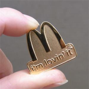 マクドナルド ピンバッジ オフィシャル 公式 Official McDonald's Goods マック マクド ピンズ PINS LOGO I'm lovin' it
