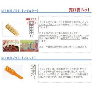 【送料無料】MTB歯ブラシ 歯磨き粉を使わない 歯周病予防 虫歯予防 口臭予防 【5本セット】 coolbikers 02
