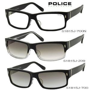 3カラー POLICE ポリス サングラス デリーゴジャパン正規品 S1815|coolbikers