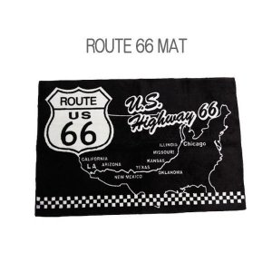 Route66 ルート66 キッチンマット インテリア 玄関 マット SHORT KITCHEN MAT|coolbikers