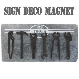 サインデコ マグネット ツールセット SIGN DECO MAGNET アンティーク調|coolbikers