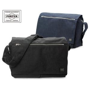 吉田カバン ポーター フラップショルダーバッグL メンズ スモーキー 592-06580 PORTER|coolcat-y