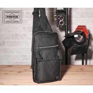 吉田カバン ポーター ワンショルダーバッグ メンズ スモーキー 592-07531 PORTER|coolcat-y