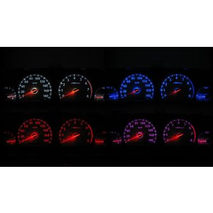 エルグランド E50 ライダー 前期ガソリン LEDメーター照明フルセット! coolfactory