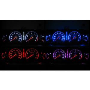 エルグランド E50 ハイウィスター 後期 LEDメーター照明フルセット! coolfactory