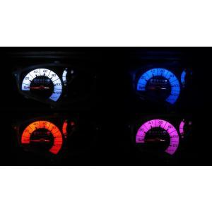 アドレス V125/V125G LEDメーター照明!
