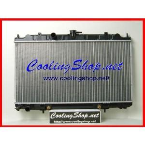 ブルーバード シルフィ FG10/QG10/QNG10(A/T) 新品ラジエター(NR0135-4)  coolingshop
