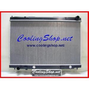フーガ Y50/PY50/PNY50 後期 新品ラジエター(NR0360) coolingshop