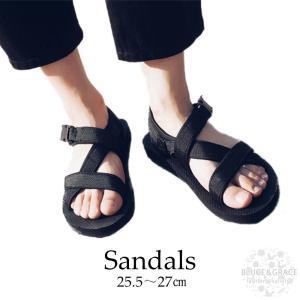ストラップサンダル メンズ ソフトタイプなので履きやすい!|coollife