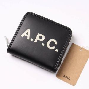 ブランド:A.P.C (アー・ペー・セー) カラー:ブラック(ファスナー部分:シルバー) デザイン:...