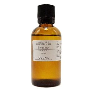 ベルガモット 50 ml エッセンシャルオイル アロマオイル 精油|coona