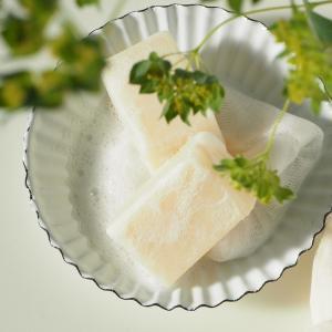 ◆ COONA ハーフ 石鹸 40g ◆  天然の植物原料からつくられたお肌にやさしい石けんです。 ...