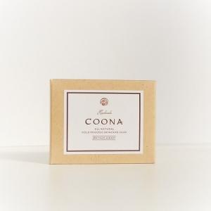 固形石鹸 ピュアEO 洗顔石けん はちみつ レモングラス アロマ コールドプロセス フェイシャルソープ coona 04