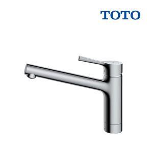 【在庫あり】TOTO キッチン用水栓金具 TKS05301J GGシリーズ 台付シングル混合水栓 一般地・寒冷地共用 [☆]|coordiroom