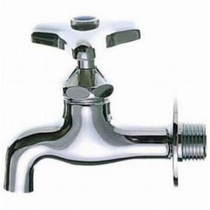 水栓金具 三栄水栓 Y10J-25 横水栓 [□]