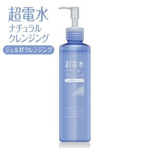 洗顔 ジェル 超電水ナチュラルクレンジング 200ml スキンケア メイク落とし 日本製|copa