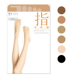 ストッキング パンスト5本指 ATSUGI ASTIGU アツギ レディース 婦人 日本製 S-M/M-L/L-LL ゆうパケット25%|copo-socks
