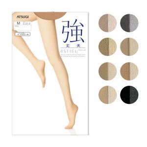 ストッキング パンスト ATSUGI ASTIGU アツギ 強 丈夫 レディース 婦人 日本製 M/L/LL ゆうパケット25%|copo-socks