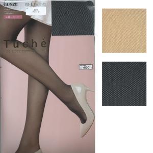 ストッキング パンスト メッシュ GUNZE Tuche グンゼ M-L/L-LL レディース 婦人 日本製 ゆうパケット25%|copo-socks