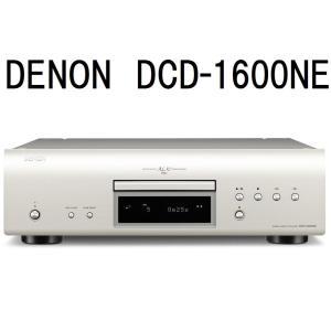 ディスク再生専用 デノンSACDプレーヤー DENON DCD-1600NE