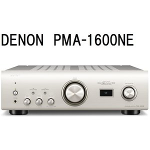 DENON PMA-1600NE-SP【8月下旬入荷予定】DSDハイレゾ対応USB-DAC搭載 デノ...