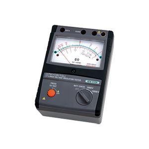 正規逆輸入品 大人気共立電気計器 アナログ絶縁抵抗計 3121A〔代引不可〕 高圧 海外並行輸入正規品