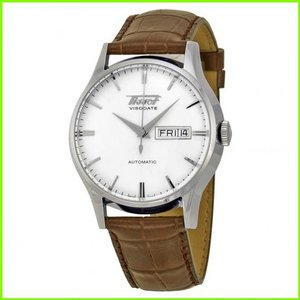 Heritage Visodate Automatic Silver Dial メンズ ティソ 新作多数 Watch Men's MEN 訳あり