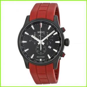 絶品 Multifort Chronograph Men's Watch Mido メンズ MEN 人気ブランド多数対象
