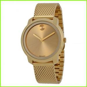 Bold Gold Dial Ion-plated Mesh モバード 定番の人気シリーズPOINT(ポイント)入荷 Watch ディスカウント レディース WOMEN