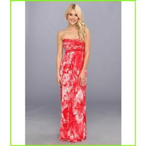 <title>Culture Phit Liliana Maxi Dress 2020秋冬新作 Dresses WOMEN レディース Coral Tye Dye</title>