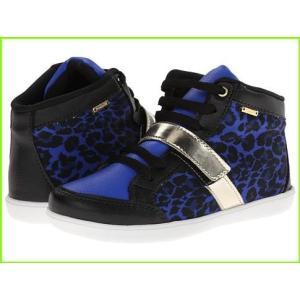 Pampili Sneaker Flat 403021 Little Kid Big Sneakers 贈物 返品不可 Leopard Blue WOMEN レディース Athletic amp; Shoes