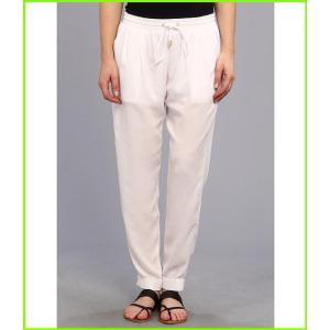 Christin Michaels Merina Jogger Pant WOMEN White レディース 永遠の定番 Pants Off 予約販売品