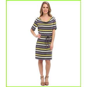 ☆新作入荷☆新品 Hatley Cowel Neck Dress Dresses Charcoal 激安価格と即納で通信販売 Stripes レディース WOMEN