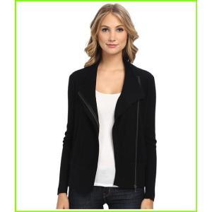 Brigitte Bailey Shannon Merino Zip 即納送料無料 Jacket レディース Outerwear Black amp; 至高 WOMEN Coats