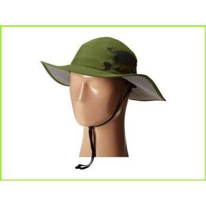 Mountain Hardwear Canyon? Wide Brim Hat Utility 卓抜 MEN メンズ Hats 至上 Green