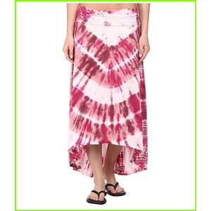 <title>Aventura Clothing Liliana Hi-Lo Skirt 日本限定 Skirts WOMEN レディース Damson</title>