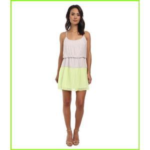 <title>Gabriella Rocha Brandi Color Block Dress Dresses WOMEN 新品未使用正規品 レディース Pale Silver Combo</title>