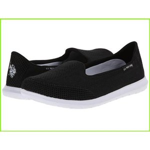 <title>U.S. POLO ASSN. Annette Sneakers amp; Athletic ふるさと割 Shoes WOMEN レディース Black White</title>