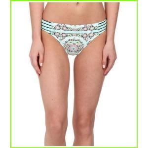 <title>Nanette Lepore Montecito Charmer ◆セール特価品◆ ナネットレポー Swimsuit Bottoms WOMEN レディース Seafoam</title>