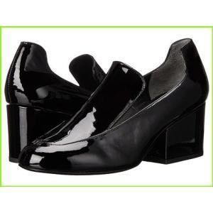 『1年保証』 Robert Clergerie Mony Heels Black Patent WOMEN レディース 輸入