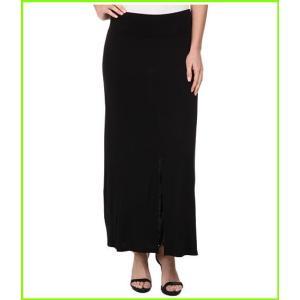 kensie 期間限定お試し価格 即納 Lightweight Viscose Spandex Skirt KS4K6145 ケンジー Skirts レディース WOMEN Black