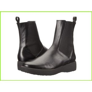 Robert Clergerie Forno Boots 最安値挑戦 WOMEN Calf レディース 訳あり Leather Black