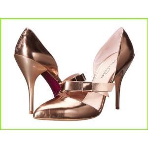 Oscar de la Renta Fauna 105mm WOMEN 定番スタイル Heels レディース Copper トレンド オスカーデラレンタ