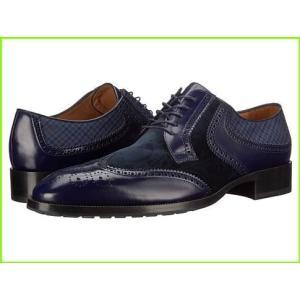 全品最安値に挑戦 限定タイムセール Etro Wingtip Oxford Oxfords MEN メンズ Multi Blue