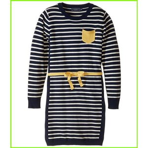 <title>Toobydoo The Millie Belted セール特別価格 Dress Toddler Little Kids Big Dresses WOMEN レディース Navy Yellow</title>